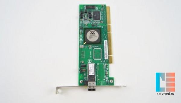QLA2340-CK optic FC HBA, 133MHZ PCI-X, LC multi-mode 2Gb SP