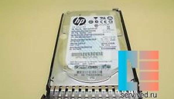 652749-B21 SAS DP gen8 2,5 1TB (U300/7200/64Mb)