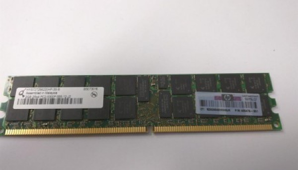 436250-001 ECC PC2-5300 DDR2 2 GB