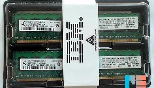 39M5821 (2x512MB) ECC DDR2 Chipkill SDRAM RDIMM 1GB PC2-3200