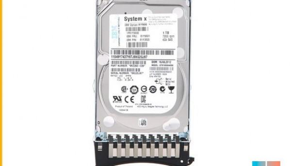 81Y3820 SAS 7.2K rpm SFF 1TB 6G