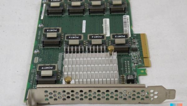 727253-001 Gen9 Expander Card for DL380 12Gb SAS