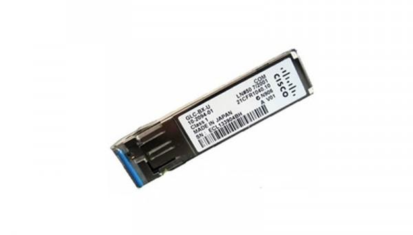 GLC-BX-U= 10km 1310nm 1,25Gbps 1000BASE-BX-U SFP