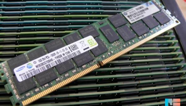632204-001 DIMM 2Rank) 2Rx4 PC3L-10600R-9 Low Voltage Registered 16GB (1x16Gb