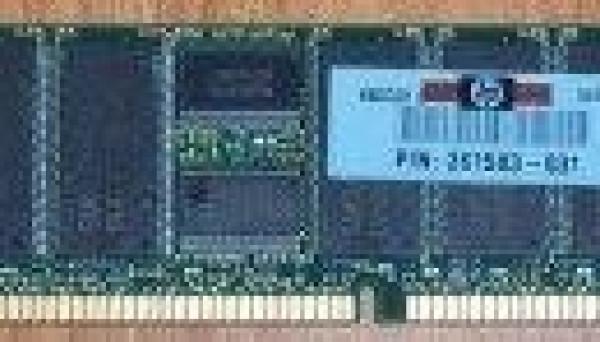 261583-031 PC2100 DDR SDRAM для BL10e G2, BL20p G2 256MB REG