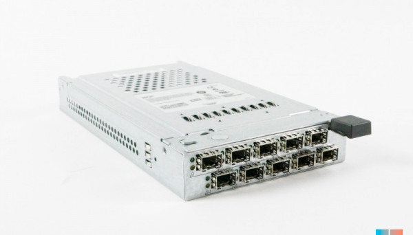 0JJ606 Module Fibre GBIC Pass Through 10 Ports