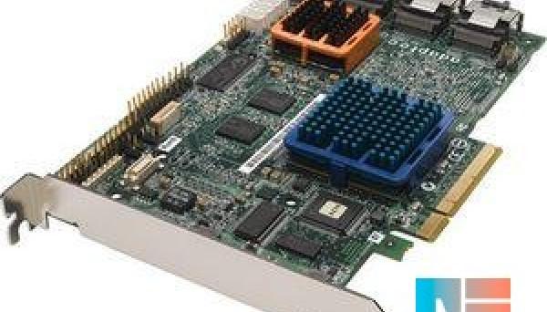 2252700-R 4*SFF8087) x8 SAS/SATAII, RAID, 16port(int 256MB PCI-E