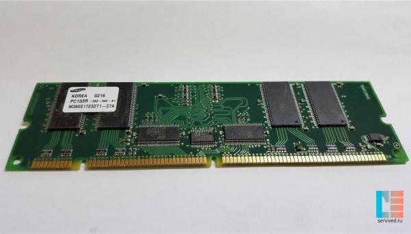 M390S6450DT1-C7A 168p PC133 CL3 ECC 1Rx4 512MB