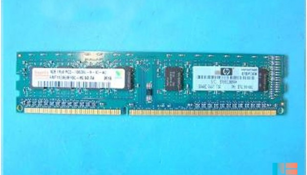 497156-D88 CL9 Memory 1GB PC3-10600