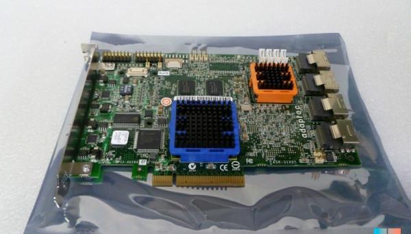 ASR-31605 4*SFF8087) x8 SAS/SATAII, RAID, 16port(int 256MB PCI-E