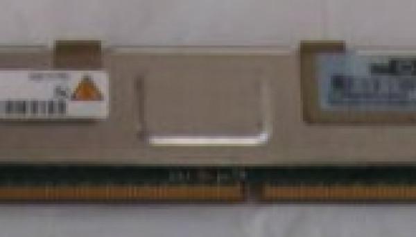 445224-B21 BUFFERED DIMM PC2-5300 1X1GB option kit 1GB FULLY