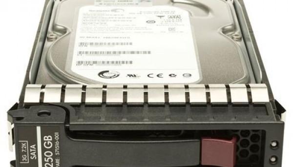 571516-001 HDD NSATA Entry 250GB 7.2K