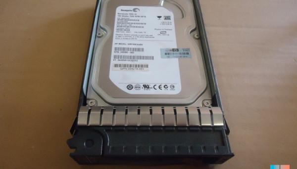 VB0160EAVEQ HDD NSATA Entry 160GB 7.2K