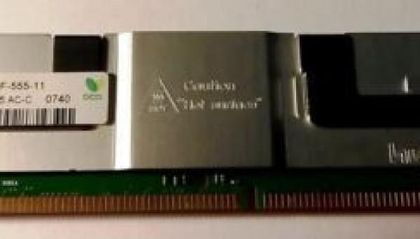 HYMP525F72BP4N3-Y5 667MHz RAM PC2-5300F 2GB DDR2