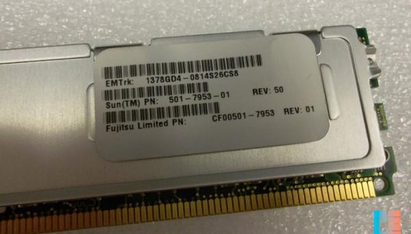 CF00501-7953 FBD DDR2 2GB PC2-5300
