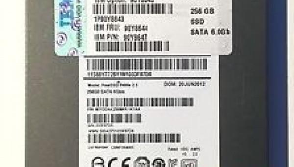 90Y8644 2.5 256GB SATA