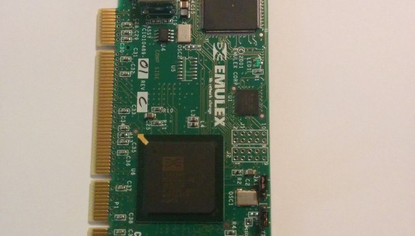 LP9802-E LC 66/100/133MHz, PCI-X and PCI 2.2 FC Adapter, and 2Gb 64bit