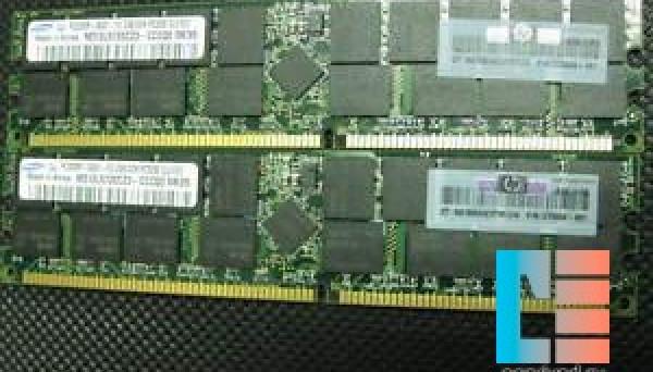 373030-851 DDR PC3200 REG ECC SDRAM DIMM 2GB 400MHz