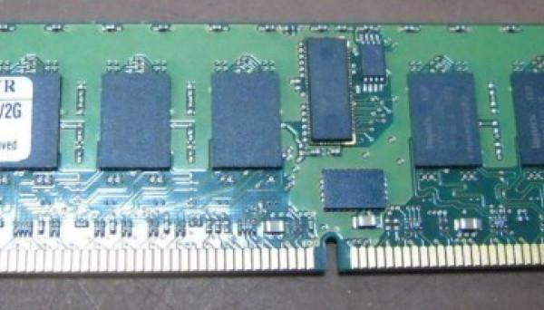 KVR400D2D8R3/2G Reg PC2-3200 ECC 2GB DDR2