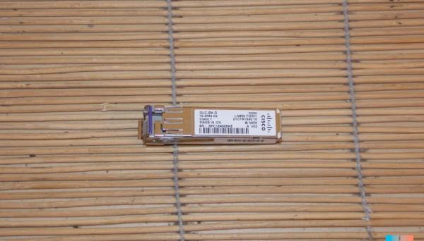 GLC-BX-D= 10km 1490nm 1,25Gbps 1000BASE-BX SFP