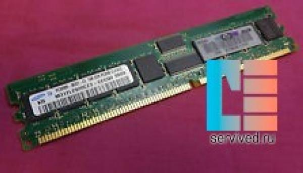 381818-001 DDR PC3200 REG ECC SDRAM DIMM 1GB 400MHz